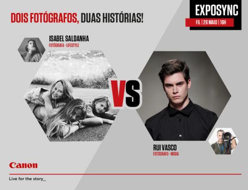 Fotógrafos diferentes | Histórias diferentes > Canon