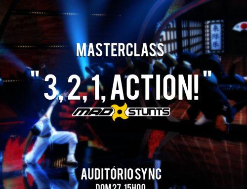 Masterclass com David Chan Cordeiro | Equipa profissional de duplos > Sincolour